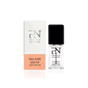 Pronails Nail Care Gloss It Up kõrgläikega pealislakk 14ml