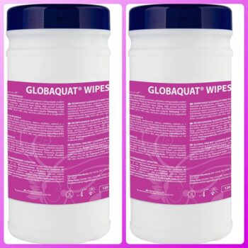 Globaquat® Wipes 120tk x 2 tk