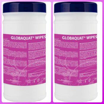 Globaquat® Wipes 120tk x 2 tk