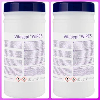 VITASEPT® WIPES 120 tk x 2 tk