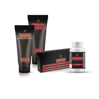 4 TOODET (šampoon, palsam, ampullid, 1 kuu juuksekasvu vitamiinid) – 20%