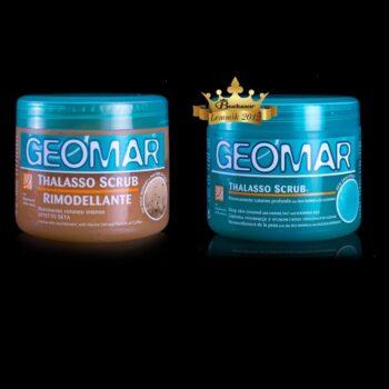 Geomar kehakoorija + meresoola ja kohvi kehakoorija
