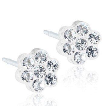 Daisy Crystal 5mm 1 paar