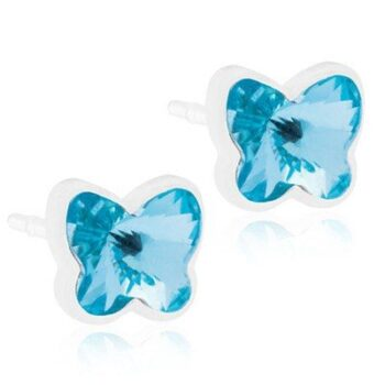 Butterfly 5mm Aquamarine