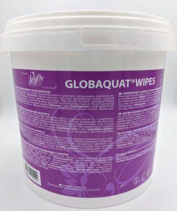 Globaquat® Wipes 450tk (alkoholivaba, tapab ka koroona)