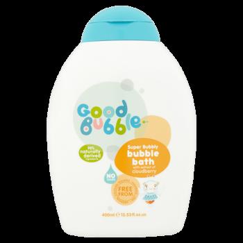 Good Bubble murakaekstraktiga pisaravaba niisutav vannivaht, 400 ml