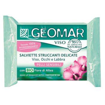 Geomar õrnad meigieemaldusrätikud tundlikule nahale (25 tk)