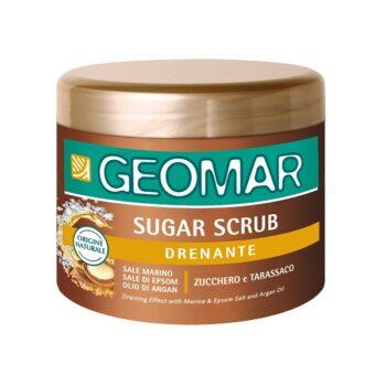 Geomar kuivendav suhkru-kehakoorija meresoola ja argaaniaõliga 600g