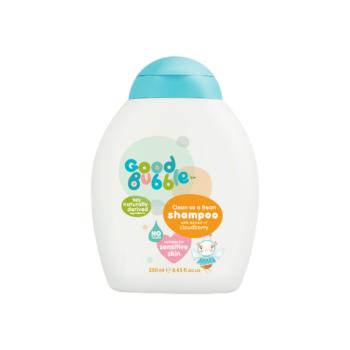 Good Bubble muraka ekstraktiga pisaravaba juukseid niisutav ja kammimist hõlbustav šampoon, 250 ml