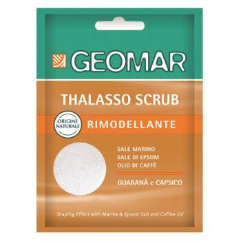 Geomar vormiv kehakoorija meresoola ja kohviõliga 85g (single dose)
