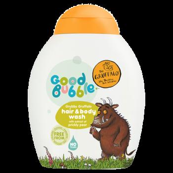 Good Bubble viigikaktuse ekstraktiga keha- ja juustepesuvahend 250 ml