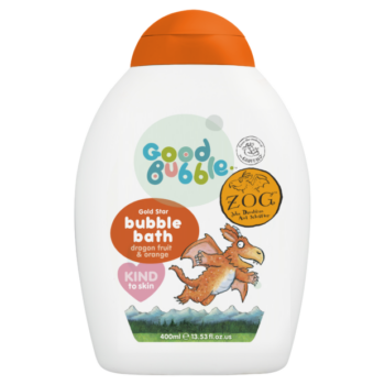 Good Bubble apelsini ja draakonivilja lõhnaga vannivaht, 400 ml