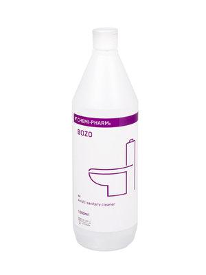 BOZO 1 L (sanitaarkeraamika hooldusvahend, rooste- ja lubjasetete eemaldaja)