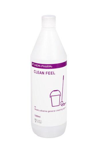 Clean Feel (üldpuhastusvahend vett taluvatele pindadele) 1L