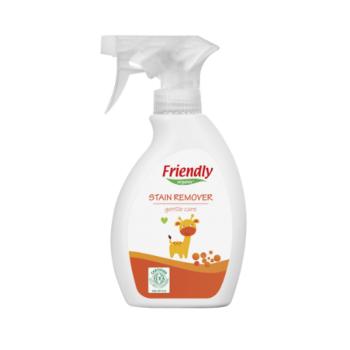 Friendly Organic hapnikuga ja eukalüptiga orgaaniline plekieemaldaja, 250 ml